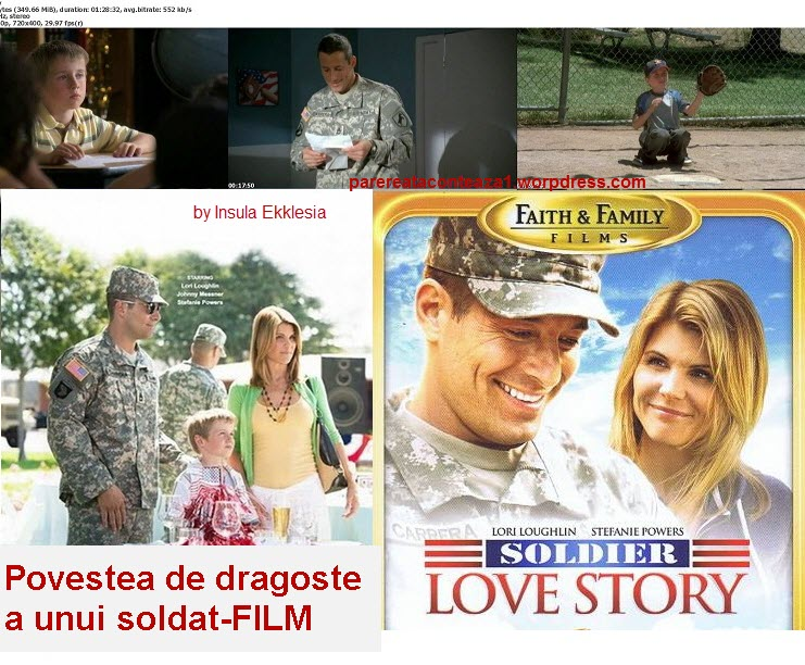 Soldier Love Story (2010) DVDRip 350MB