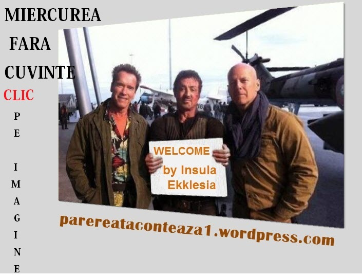 welcome by Insula Ekklesia