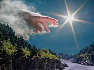 o mana din nori